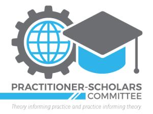 practitioner-scholars committee logo 20160128